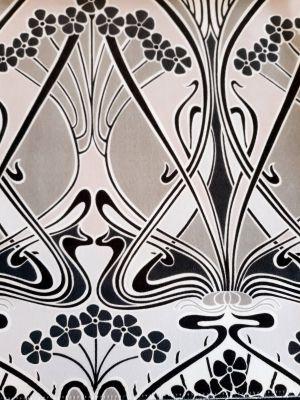 Liberty Ianthe Bloom Multi Dark Pewter B Cotton Velvet